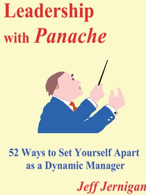 cover image of Leadership with Panache