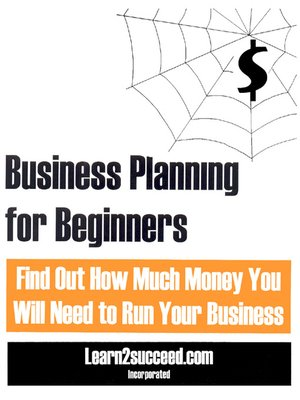 cover image of Business Planning for Beginners