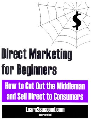 cover image of Direct Marketing for Beginners