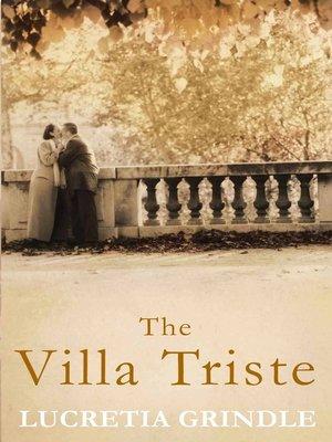 cover image of The Villa Triste
