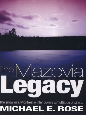 cover image of The Mazovia Legacy