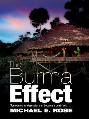cover image of The Burma Effect