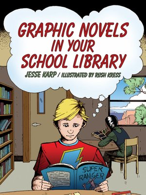 cover image of Graphic Novels in Your School Library