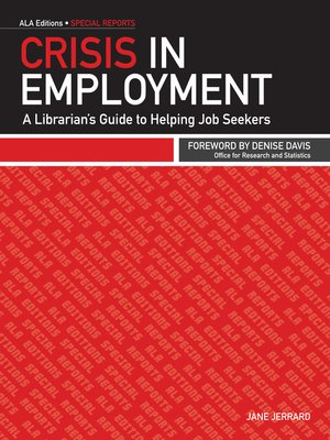 cover image of Crisis in Employment