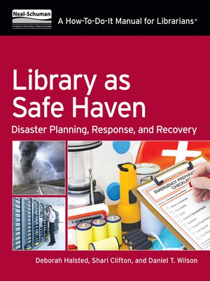 cover image of Library as Safe Haven