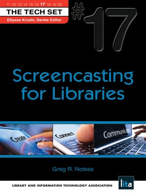 cover image of Screencasting for Libraries