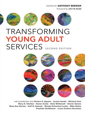 cover image of Transforming Young Adult Services