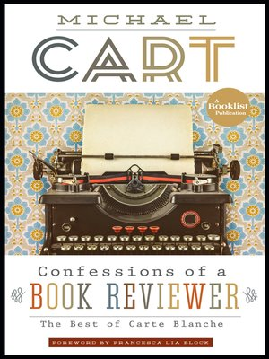 cover image of Confessions of a Book Reviewer