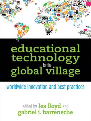 cover image of Educational Technology for the Global Village