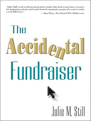 cover image of The Accidental Fundraiser