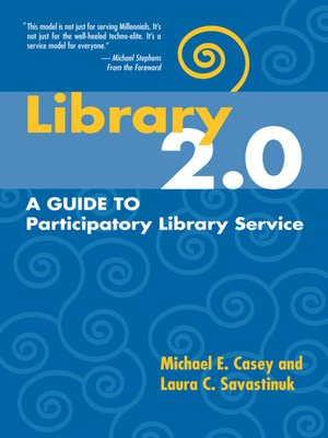 cover image of Library 2.0
