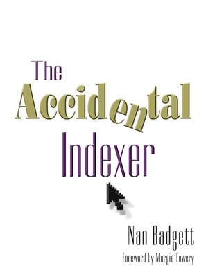 cover image of The Accidental Indexer
