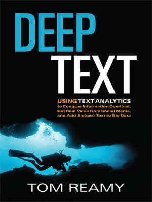 cover image of Deep Text
