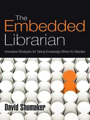 cover image of The Embedded Librarian