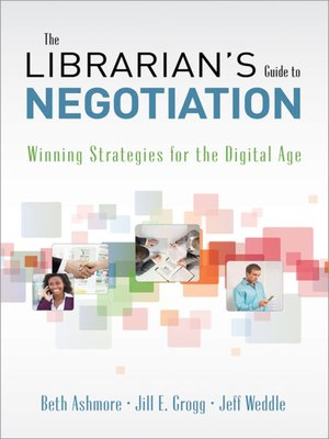 cover image of The Librarian's Guide to Negotiation