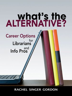 cover image of What's the Alternative?