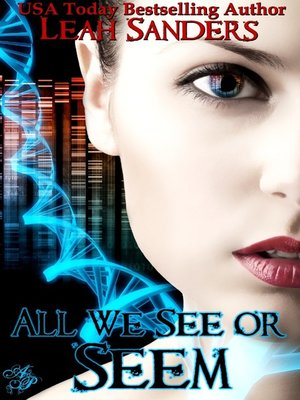 cover image of All We See or Seem