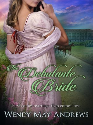 cover image of The Debutante Bride