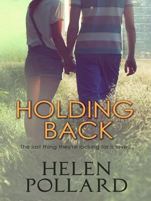 cover image of Holding Back