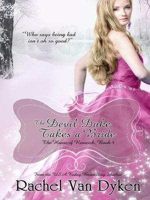 cover image of The Devil Duke Takes a Bride