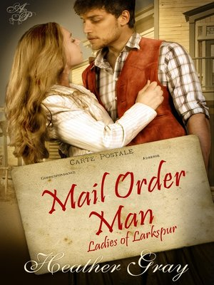 cover image of Mail Order Man