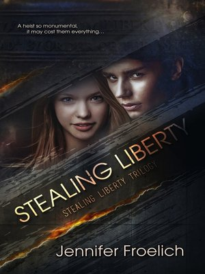 cover image of Stealing Liberty