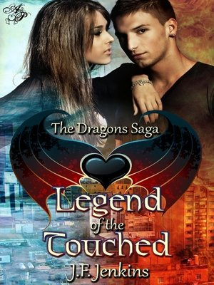 cover image of Legend of the Touched