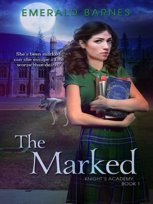 cover image of The Marked