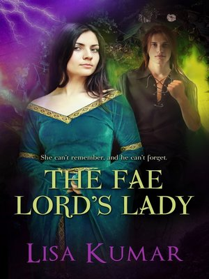 cover image of The Fae Lord's Lady