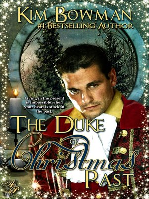 cover image of The Duke of Christmas Past