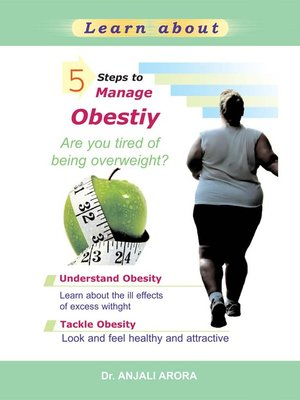 cover image of 5 Steps to Manage Obesity