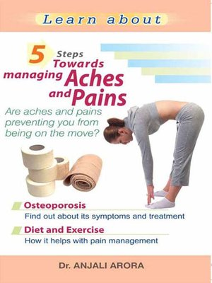 cover image of 5 Steps towards Managing Aches and Pains