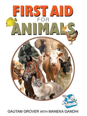 cover image of First Aid For Animals