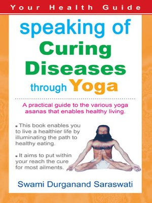 cover image of Speaking of Curing Diseases Through Yoga