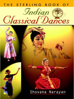 cover image of The Sterling Book of Indian Classical Dances