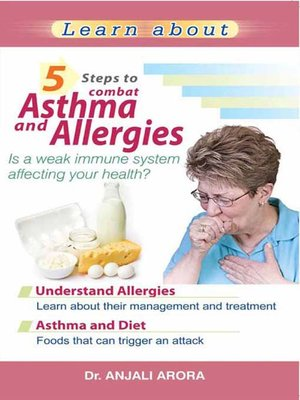 cover image of 5 Steps to Combat Asthma and Allergies
