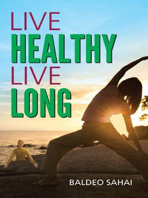 cover image of Live Healthy, Live Long