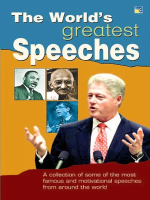 cover image of The World's Greatest Speeches