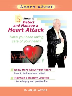 cover image of 5 Steps to Detect and Manage a Heart Attack