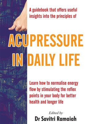 cover image of Acupressure In Daily Life