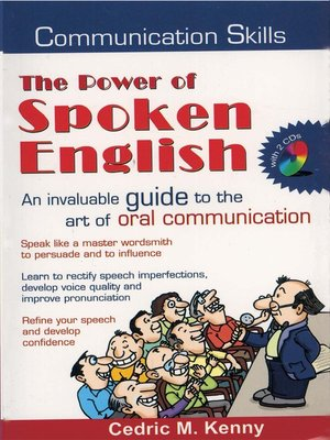 cover image of The Power of Spoken English