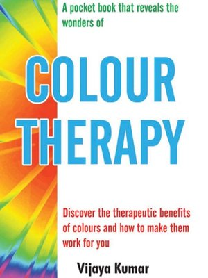 cover image of Colour Therapy