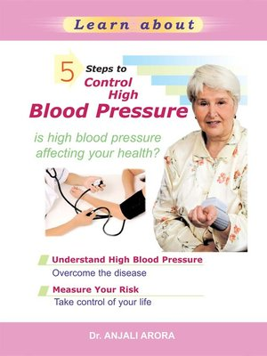 cover image of 5 Steps to Control High Blood Pressure