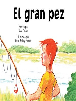 cover image of El gran pez