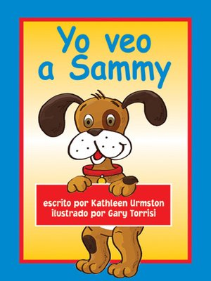cover image of Yo veo a Sammy