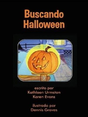 cover image of Buscando Halloween