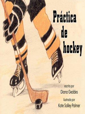 cover image of Práctica de hockey