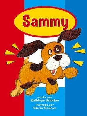cover image of Sammy (Spanish)