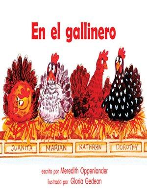 cover image of En el gallinero