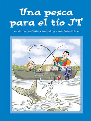 cover image of Una pesca para el tío JT